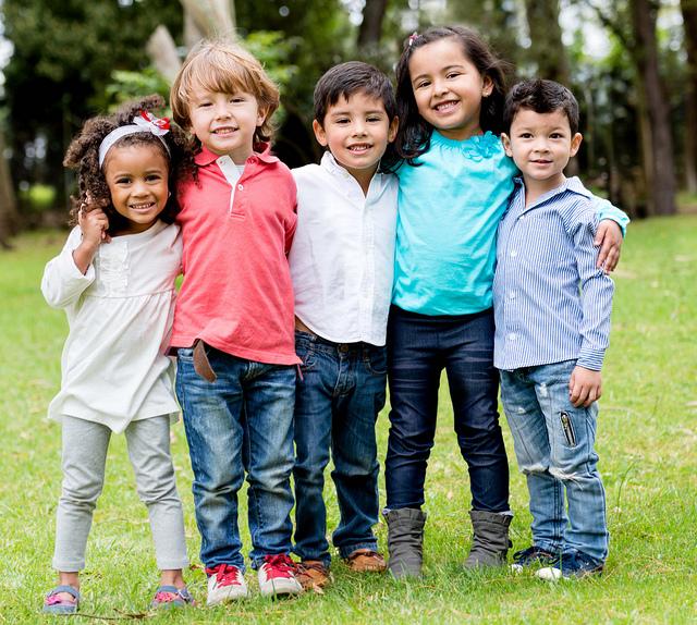 Diversity Preschoolers and Civil Public Discourse