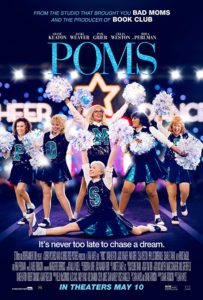 Poms Good Movie Review
