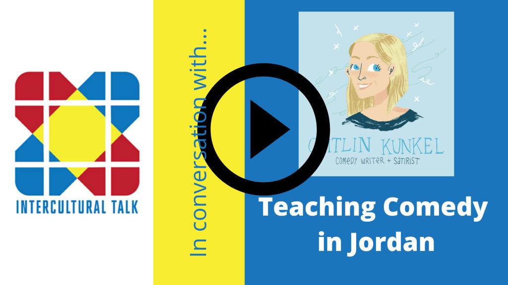 Link to Video Teaching Comedy in Jordan