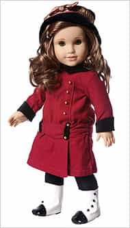 Jewish American Girl Doll