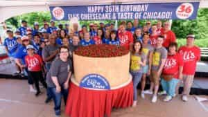 Marc Schulman, Eli's Cheesecake proves Nice Guys Finish First