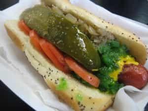 Chicago Hotdog