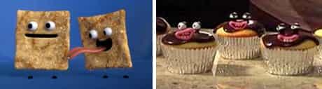 Cupcake Cinnamon Crunch Comparison