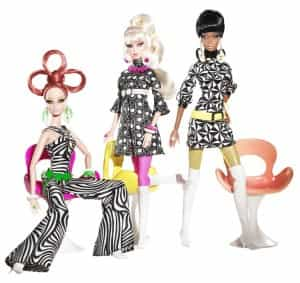 Dustcatchers Barbie