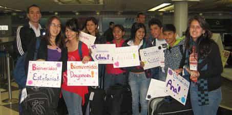 Ecuadorian Youth Ambassadors