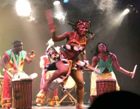 Fanta Dance Performance
