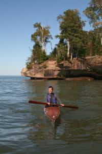Roman's Point Bark Bay Greg Weiss. Catherine Lange Photography