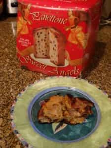 Intercultural Bread Pudding