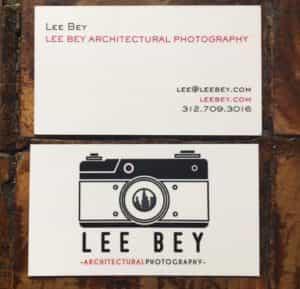 Lee Bey Photography Logo