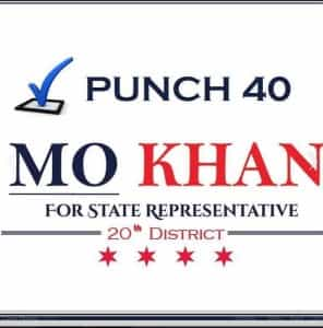 Mo Khan for State Rep
