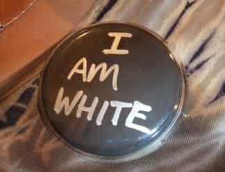 i am white